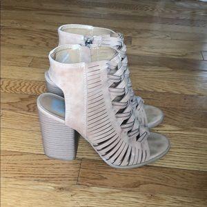 Dolce Vita Heels, worn once!